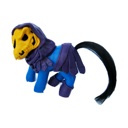 Skeletor Pony